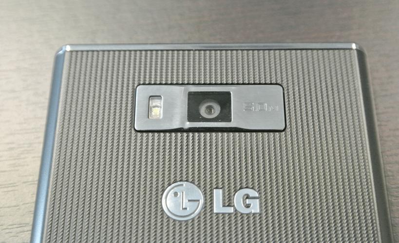 lg optimus l7 fotocamera