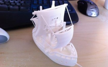 Pirate Bay arremba il 3D: stamperete le vostre scarpe