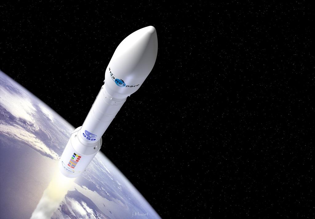 VEGA pronto al decollo: il razzo più tecnologico è italiano inside