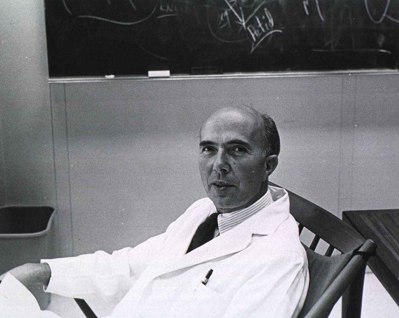 Morto Renato Dulbecco, il premio Nobel della Medicina
