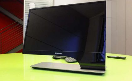 Samsung T27A950, un monitor/TV 3D dal design killer [TEST]