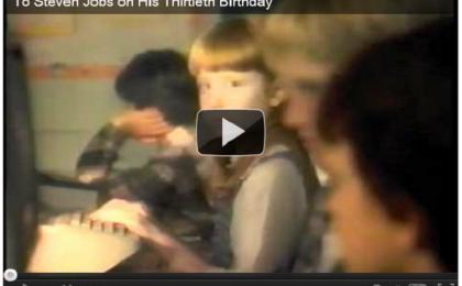 Sony blocca il video tributo per Steve Jobs su Youtube