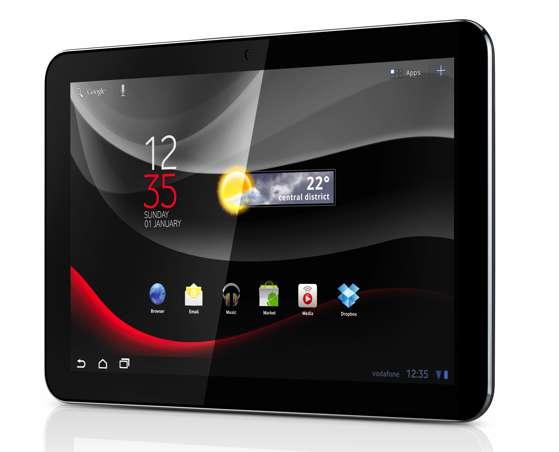 Il tablet Vodafone Smart Tab 10 per gli amanti del calcio