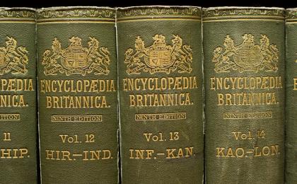 L'Enciclopedia Britannica sarà solo online per competere con Wikipedia