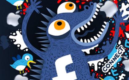Apple, Facebook e Twitter denunciate per violazione della privacy