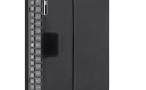 Custodia per il nuovo iPad con tastiera QWERTY, da Belkin