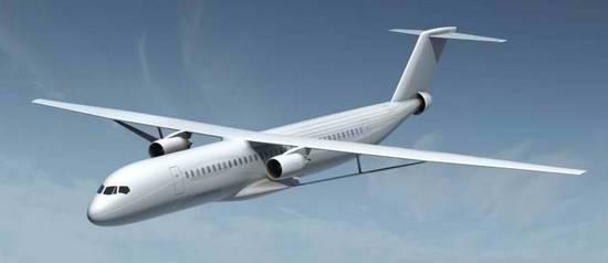 L'aereo Boeing a gas naturale abbatterà l'inquinamento dei cieli