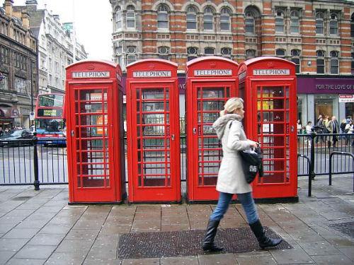 Tornano le cabine del telefono e sono iper tecnologiche