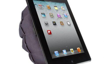 Nuovo iPad con la custodia CampFire anche in campeggio