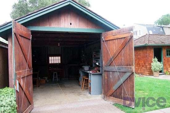 Il garage di HP, la Betlemme della Silicon Valley [FOTO]