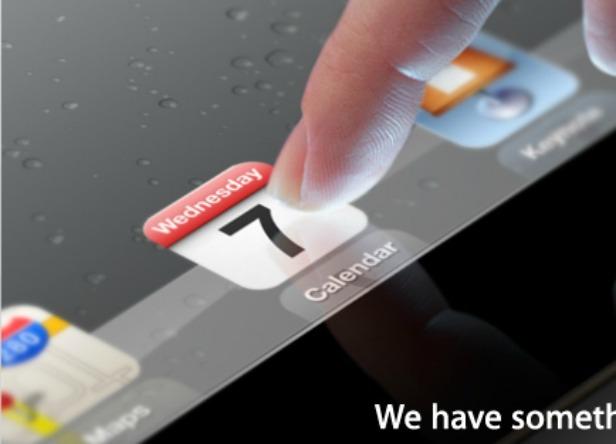 iPad 3 in uscita il 7 marzo sarà iPad HD?
