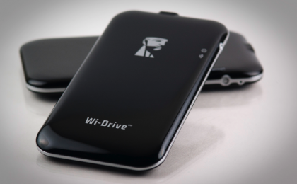 Kingston WiDrive, una memoria wireless per iPhone e iPad [FOTO e TEST]
