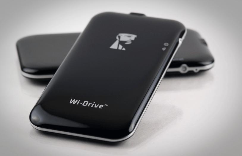 Kingston WiDrive, una memoria wireless per iPhone e iPad [FOTO e TEST]