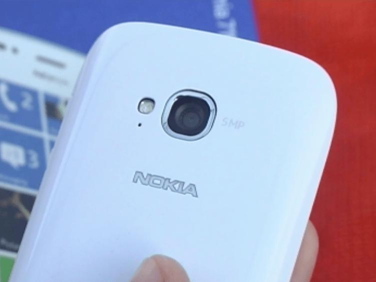 nokia lumia 710 fotocamera