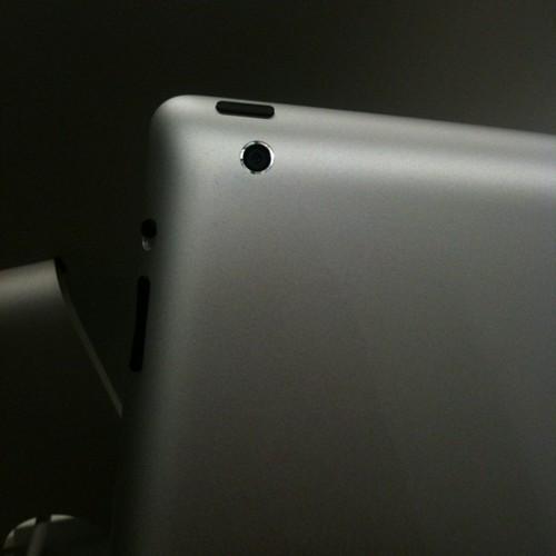 nuovo ipad fotocamera 5 megapixel