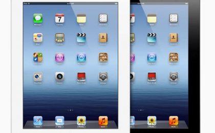 Nuovo iPad vs iPad 2: le differenze tra i due tablet [FOTO]