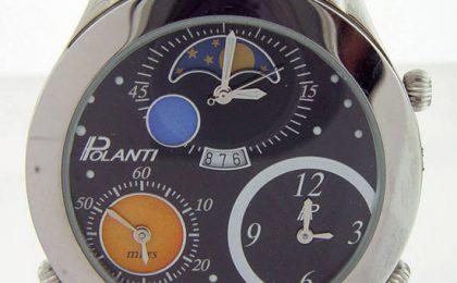L'orologio NASA con il fuso orario di Marte