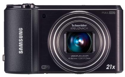 Photoshow 2012, le fotocamere Samsung a tutto Wi-Fi [VIDEO]
