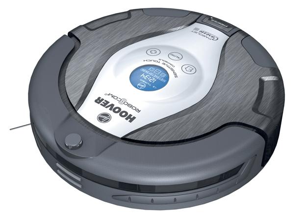 Il robot aspirapolvere Robo.com2 con lampada UV antibatterica