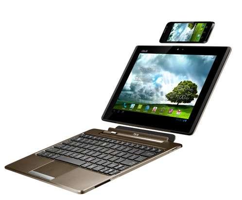 Asus Padfone, prezzo dello smartphone che diventa tablet e netbook [FOTO]