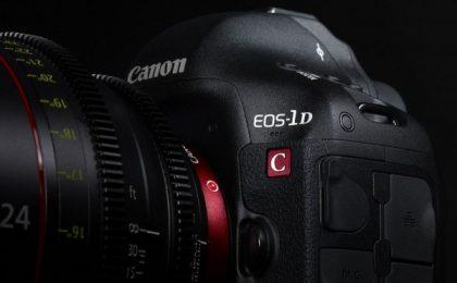 Canon EOS 1D C, la reflex per video in Ultra Definition [FOTO]