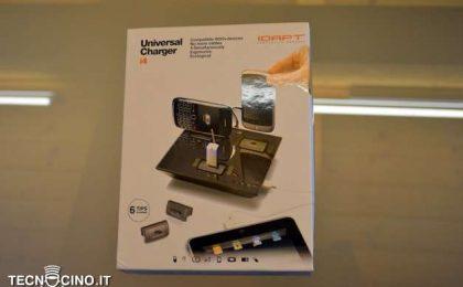 Caricabatterie universale iDAPT i4, per non rimanere mai a secco [FOTO e TEST]
