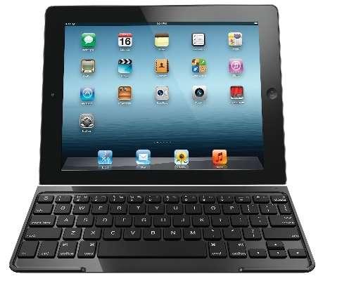 Custodia per il nuovo iPad con tastiera ultrasottile, da Logitech [FOTO]