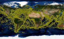 La Stazione Spaziale Internazionale vigila sul traffico marittimo [FOTO]