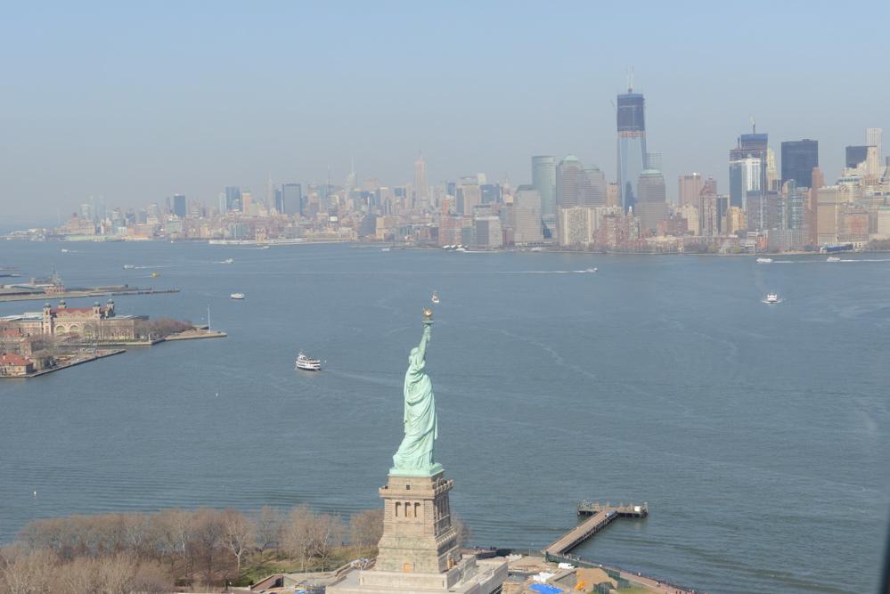 nikon new york elicottero