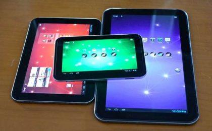 Toshiba Excite 13, il tablet Android più grande [FOTO]