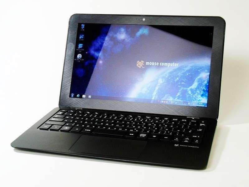 Ultrabook LuvBook X con corazza in fibra di carbonio [FOTO]