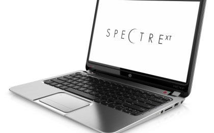 Ultrabook HP Spectre XT, un po' troppo ispirato ai Macbook?