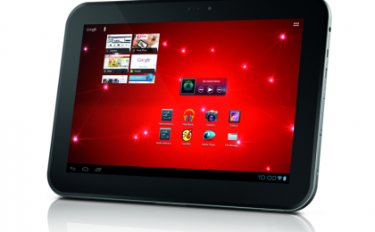 Toshiba AT300, il tablet Android 4 ICS in alluminio [FOTO]