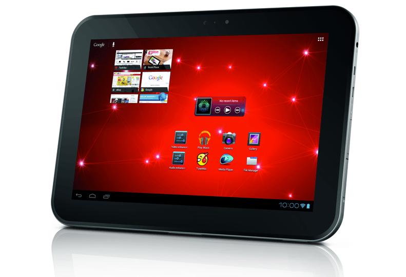 Toshiba AT300, il tablet Android 4 ICS in alluminio [FOTO]