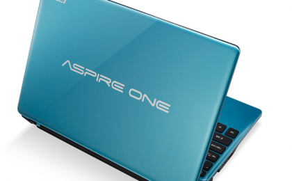 Acer Aspire One 725, netbook ideale per videoconferenze [FOTO]