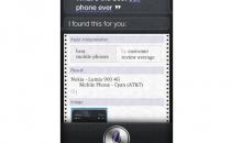 Nokia Lumia 900 miglior smartphone al mondo, secondo Apple Siri