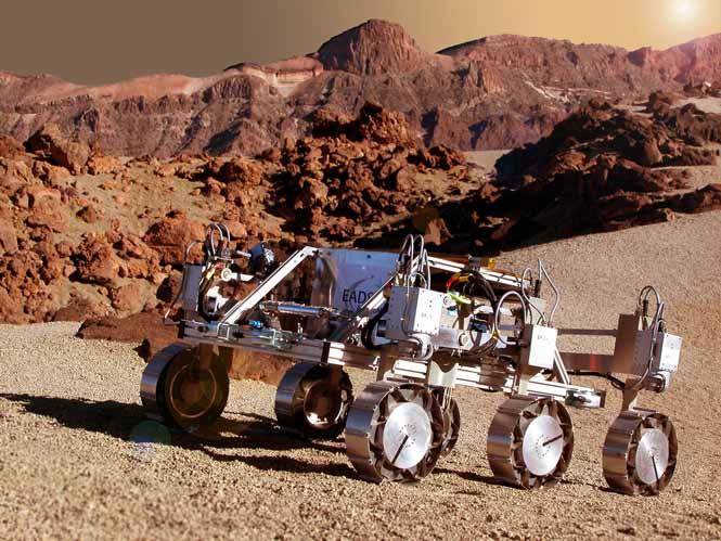 Missione ExoMars verso Marte, Torino principale fornitore dei russi