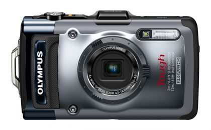 Olympus Tough TG-1, la fotocamera infrangibile per l'estate [FOTO]