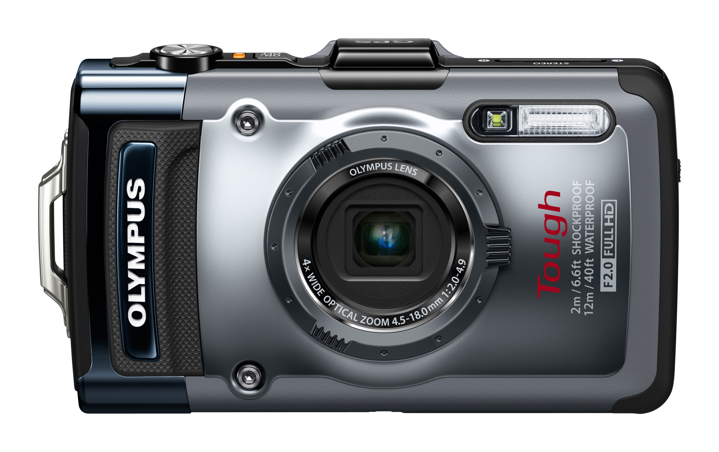 Olympus Tough TG-1, la fotocamera infrangibile per l'estate [FOTO]