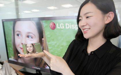 Schermo LG supera la risoluzione del Retina Display di iPhone