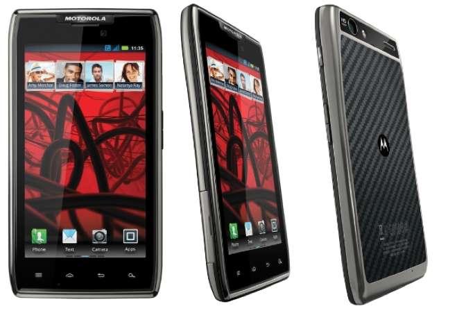 Motorola Razr Maxx, lo smartphone con batteria che non muore mai [FOTO]