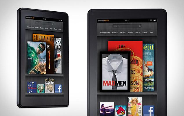 Amazon Kindle con schermo a colori per Natale?