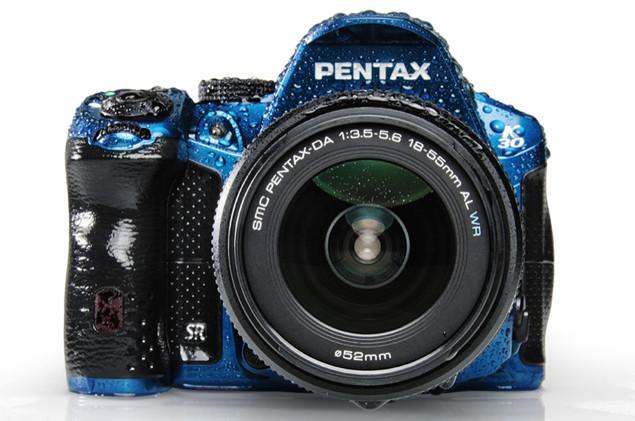 Pentax K-30, la reflex che non ha paura di acqua e polvere [FOTO]