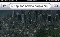iPhone e iPad senza le mappe di Google, Apple crea un servizio 3D