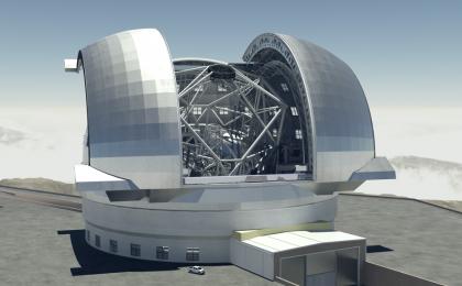 Telescopio più grande al mondo sorgerà in Cile a 3000 metri
