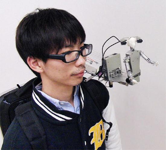 Robot telepresenza giappone