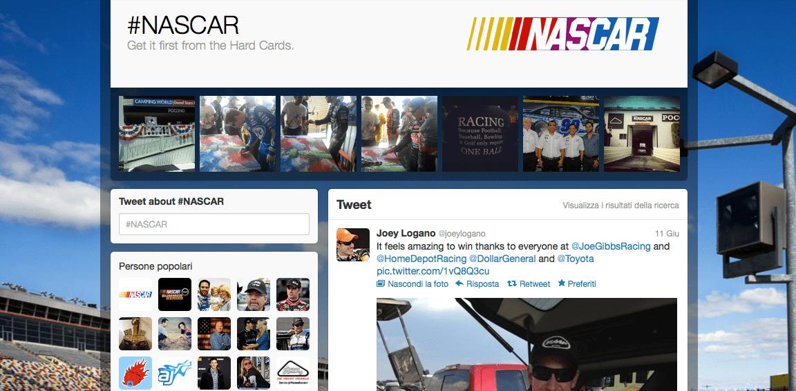Twitter Hashtag Pages: come funzionano le pagine dedicate a eventi