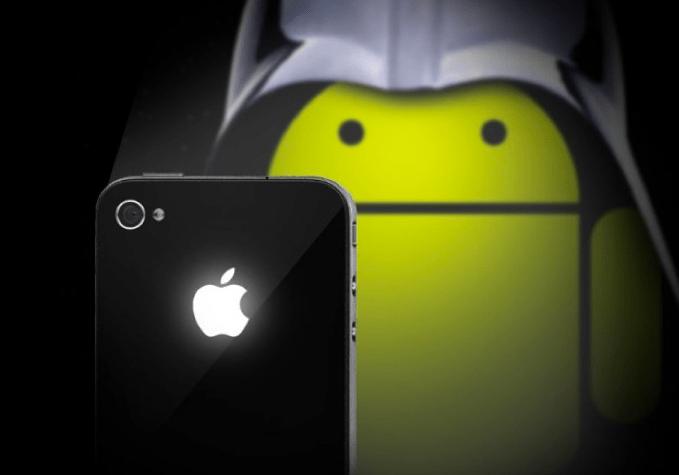 Android 4 ICS vs iOS 6: Apple è ancora qualche passo indietro