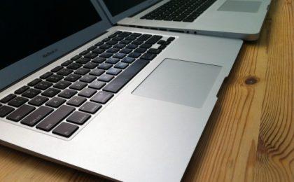 I nuovi MacBook Pro con schermo HD e sottili come gli Air?