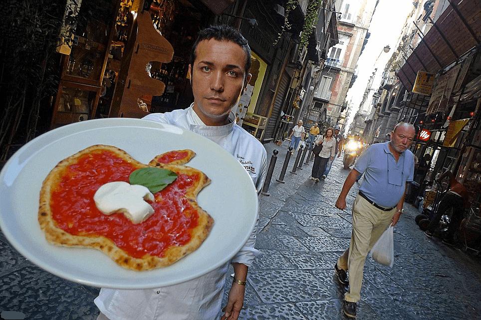 Apple cerca un pizzaiolo in California e lancia il reclutamento online